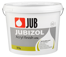 JUBIZOL Acryl finish XS